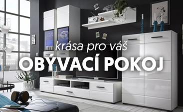 Krásné obývací stěny do vašeho domu