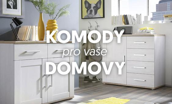 Komody pro vaše domovy