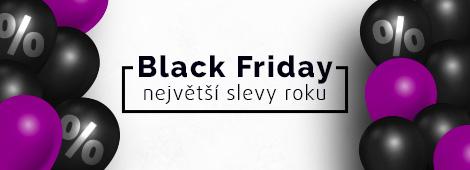 Black friday slevy
