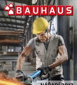 Bauhaus leták nářadí