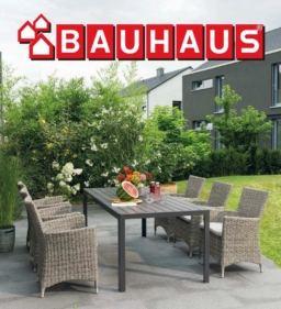 Bauhaus zahradní nábytek