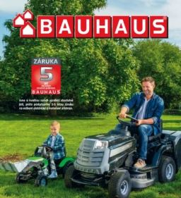Bauhaus zahradní technika