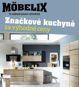 Mobelix leták – kuchyně