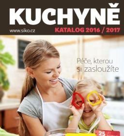 SIKO katalog kuchyně