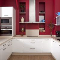 Moderní kuchyň – Praktická i krásná