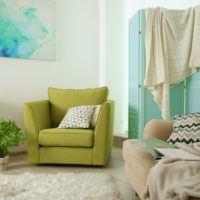 Jak vybrat správnou barvu křesla do bytu?