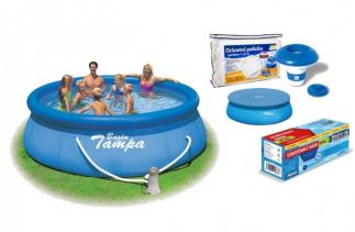 Bazénová chemie – jak udržet vodu v kondici