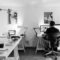 Výběr pohodlné kancelářské židle