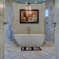 Koupelna jako ze zámku! Inspirujte se hravým designem