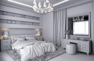 Toaletní stolky jsou moderním i praktickým vybavením bytu