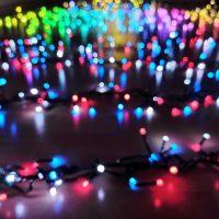 Chytré vánoční osvětlení Twinkly