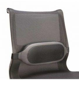 Bederní opěrka na židli